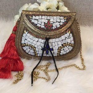 Sam Edelman Bags - Sam Edelman Yaro Iron bag NWT
